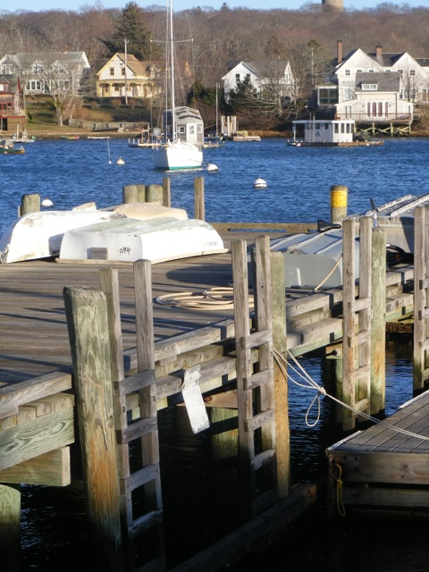 Public Dock, Eel Pond, Woods Hole